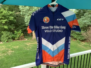 STBG Team Garneau Slick 2 Jersey